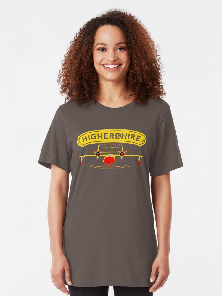 Alternate view of Sea Duck Slim Fit T-Shirt