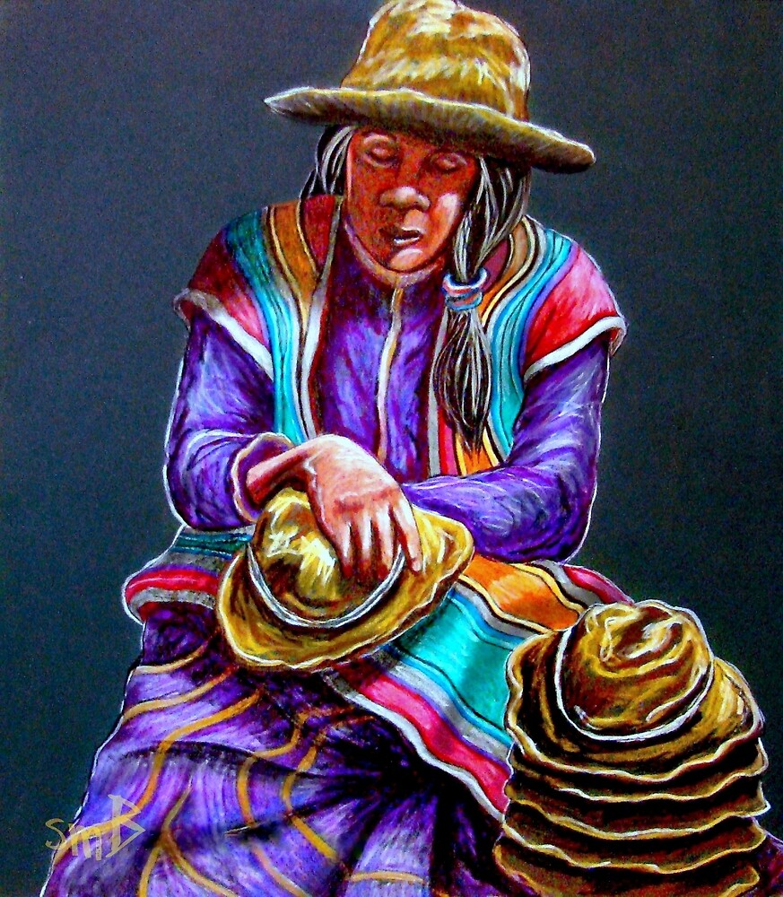 """""""Hats For Sale"""" by Susan McKenzie Bergstrom"""