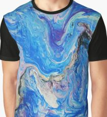 Fluid Painting #3 Graphic T-Shirt