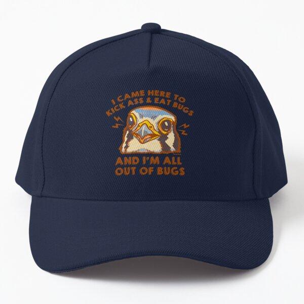 Kickass Kestrel Baseball Cap