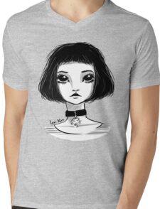 Mathilda Mens V-Neck T-Shirt