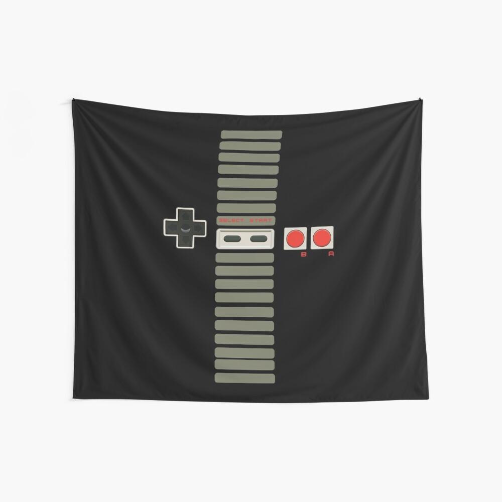 Controlador de Nintendo Tela decorativa