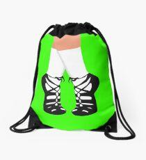 IRISH DANCE Drawstring Bag