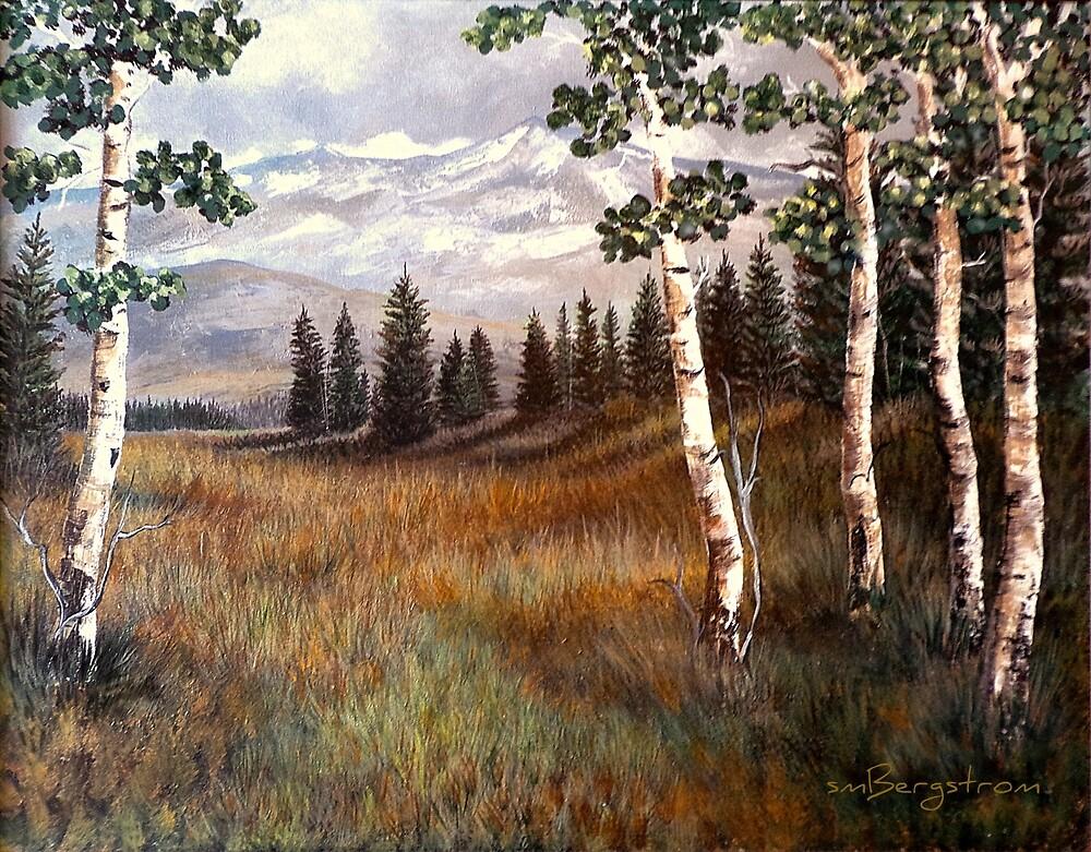 """""""Rocky Mountain Meadow"""" by Susan McKenzie Bergstrom"""