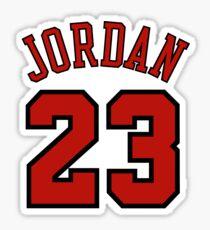 Jordan 23 Sticker