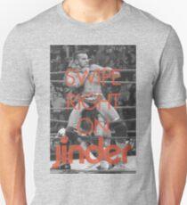 Swipe Right on Jinder T-Shirt