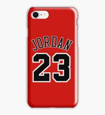 Jordan 23 Jersey iPhone Case/Skin