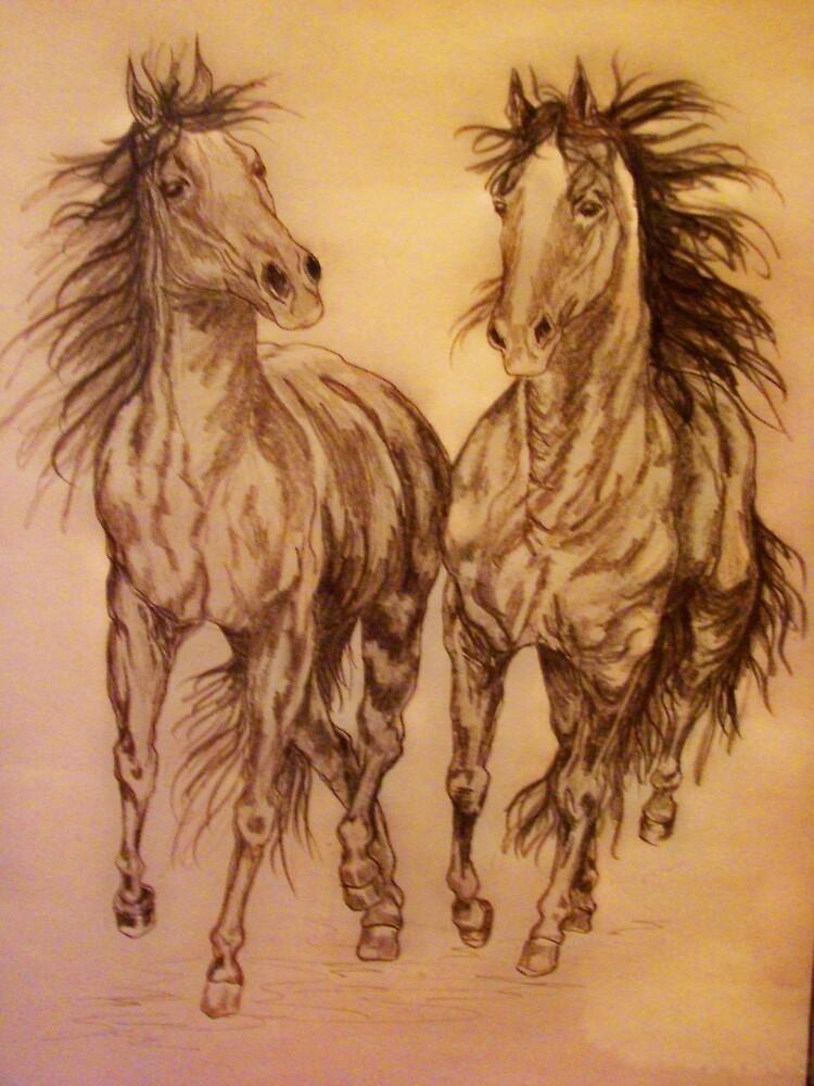 """""""Wild Oats"""" by Susan McKenzie Bergstrom"""