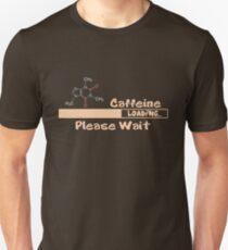 Koffein Laden Unisex T-Shirt
