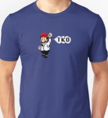 Punch-Out TKO Unisex T-Shirt