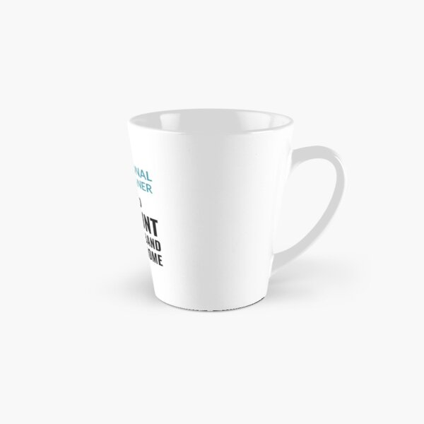 Professional Home Cleaner  - Funny And Witty Tall Mug