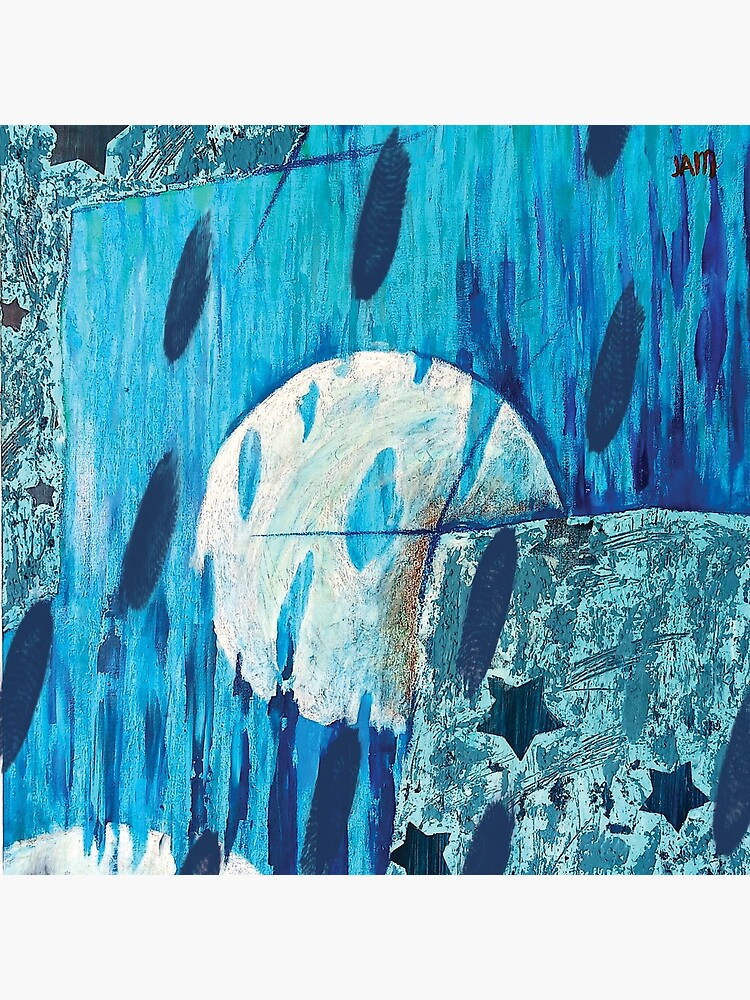 3 Moons Dream Panorama by JAMPaintings
