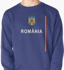 Romanian Sports Jersey Design - Romania National Style Pullover