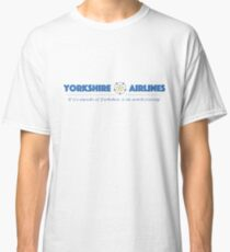 Yorkshire Airlines Classic T-Shirt
