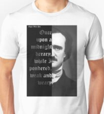 Once Upon a Midnight Dreary Unisex T-Shirt