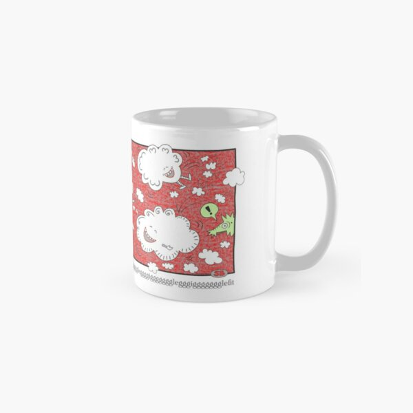 Gigglefit Red Classic Mug