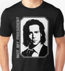 Gaius Baltar - Not My President Shirt T-Shirt