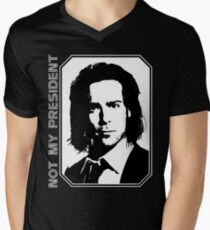 Gaius Baltar - Not My President Shirt T-Shirt