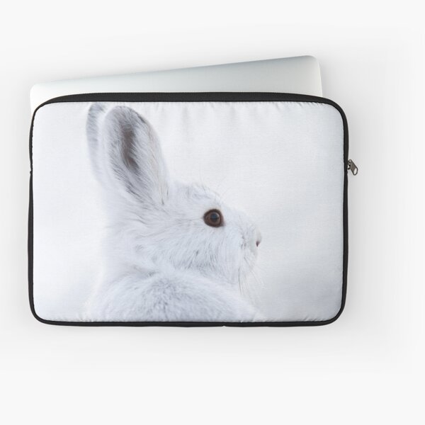Snowshoe Hare Laptop Sleeve