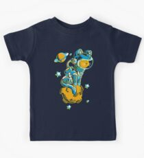 Space Cat Kids Tee