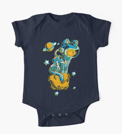 Space Cat Vêtement enfant
