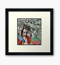 Free Me From My Demons Framed Print