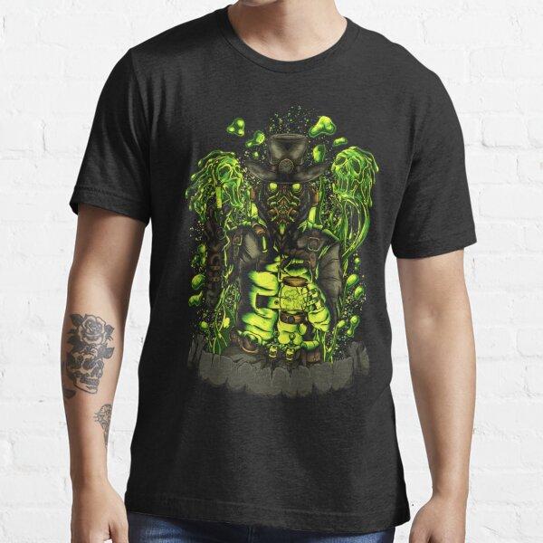 Steampunk-Arztplage Essential T-Shirt