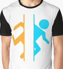 Thinking with Portals Graphic T-Shirt