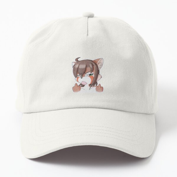 Yu-Di: Angry Red Panda Dad Hat