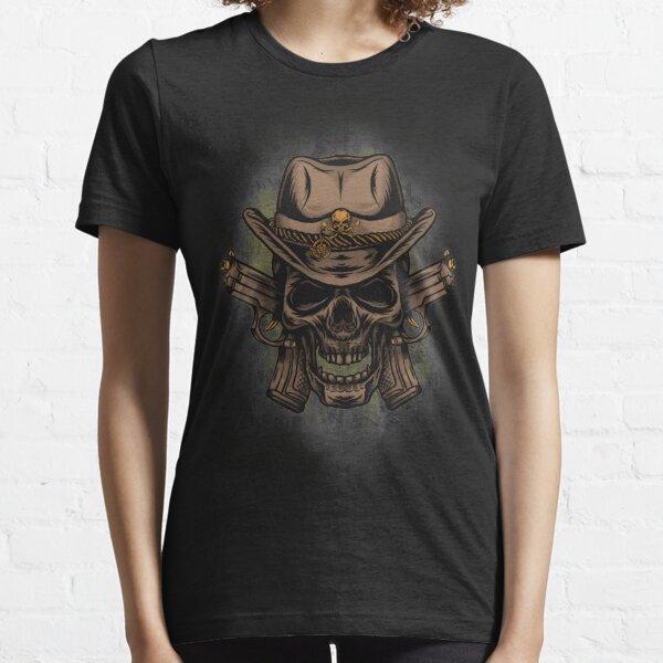 Mafia skull Essential T-Shirt