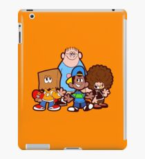 TJ und die Clubhaus Kids iPad-Hülle & Klebefolie