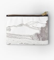 Snow At Riemore Studio Pouch