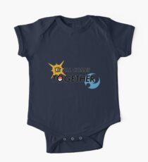 IT ALL COMES TOGETHER   Pokémon Sun and Moon One Piece - Short Sleeve