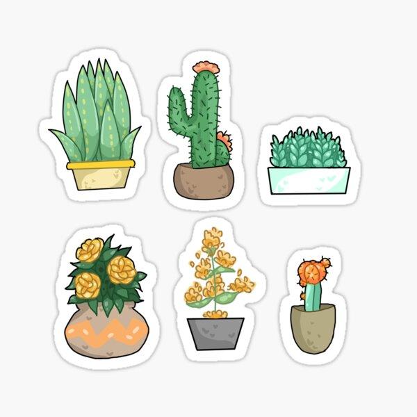 Plant bois pt2 Sticker
