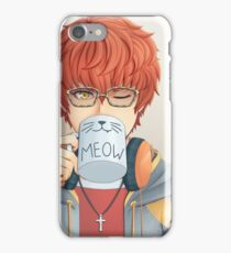 Mystic Messenger - Catface iPhone Case/Skin