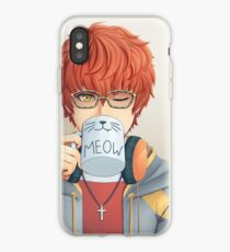 Mystic Messenger - Catface iPhone Case