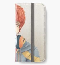 Mystic Messenger - Catface iPhone Wallet/Case/Skin