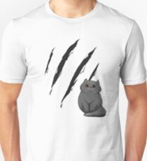 Cat Scratch Unisex T-Shirt