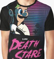 Luigi Death Stare T Shirts Redbubble