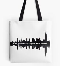 Hamilton: Greatest City in the World Tote Bag