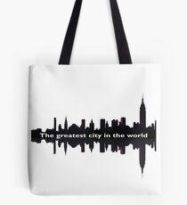 Hamilton: Größte Stadt der Welt Tasche