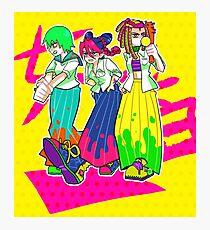 Sukeban girlfriends Photographic Print