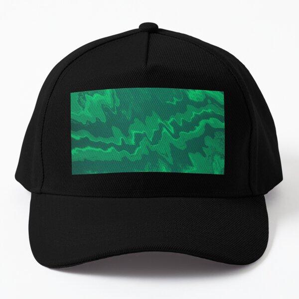 Aqua Green Baseball Cap