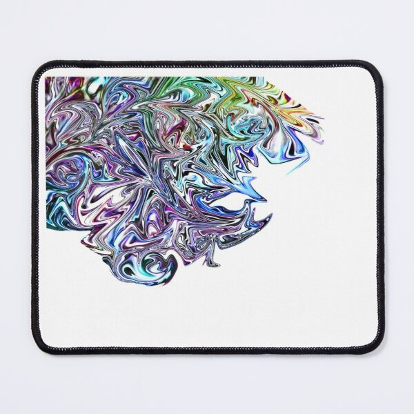 Jazz - Colourful Abstract Movement Mouse Pad