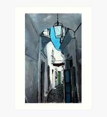 Spain Series 02 Art Print