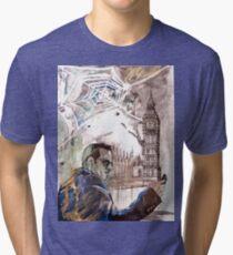 Sherlock: Jim Moriarty Tri-blend T-Shirt
