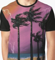 Tropical Storm  Graphic T-Shirt