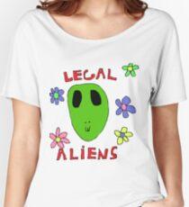 Legal Aliens Women's Relaxed Fit T-Shirt