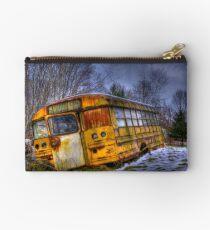 School Bus 23 Studio Pouch