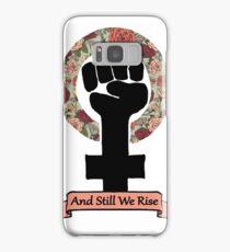 And Still We Rise Samsung Galaxy Case/Skin